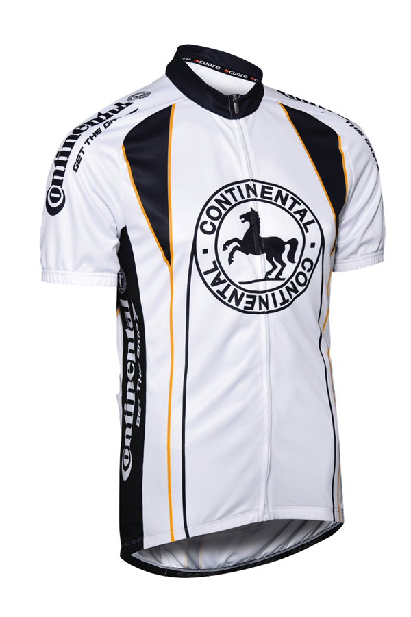 White Race Jersey