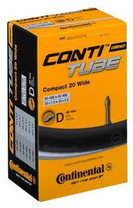 Continental Compact Tubes Compact20WideDunlop 0181281 300px